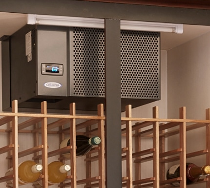 Cool Wine Cellar Cellarpro Wine Cooling Systems