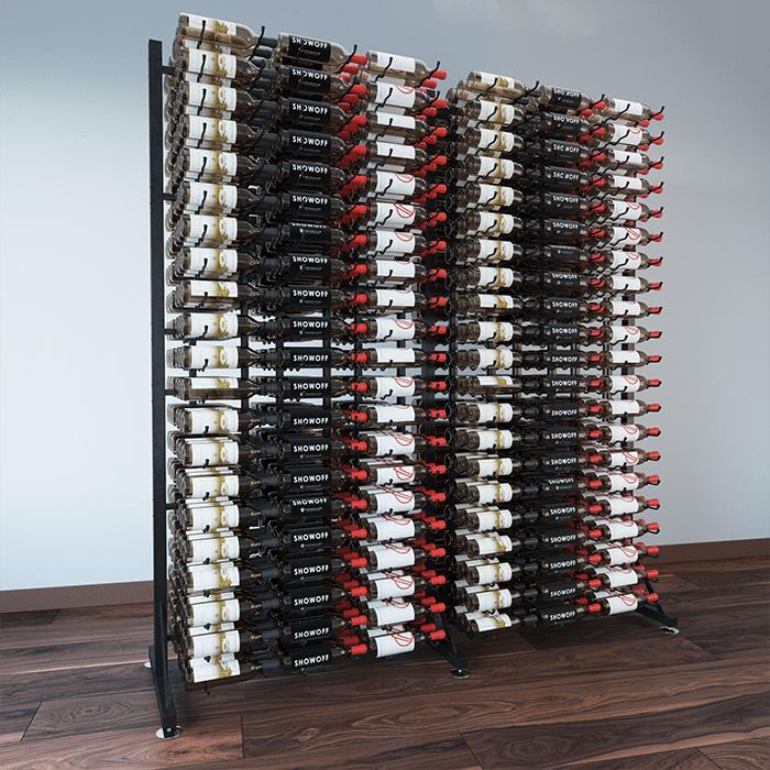 378 Bottleisland Display Rack Dlx Extension