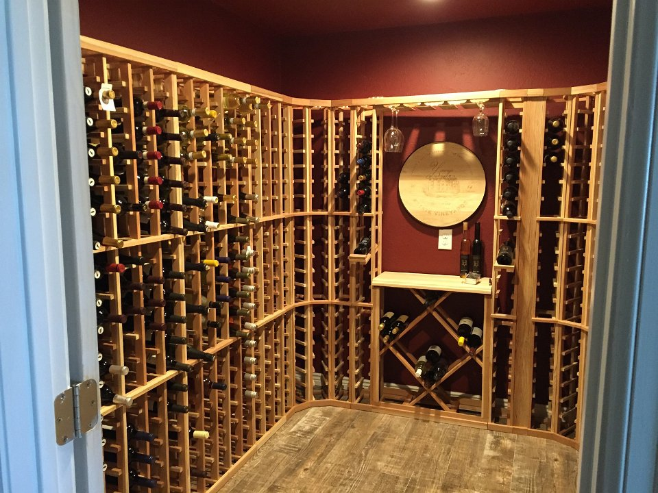 Cool Wine Cellar  Traditional Series  Affordable Wine Racks and Cellar
